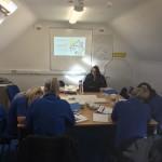 Level 3 management training day